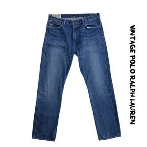 Vintage Ralph Lauren 867 Relaxed Straight Jeans